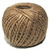 Джутовая верёвка натуральная