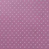 Фетр розовый в горох
