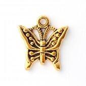 Шармик Бабочка золотая
