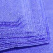 Бумага тишью тёмно - синяя