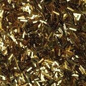 Глиттер золото 0,3 мм