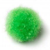 Помпон зелёный 10 мм