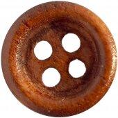 Пуговица деревянная 9 мм