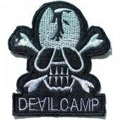 Аппликация Davil Camp