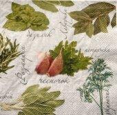 Салфетка для декупажа Ароматные травы